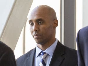 Former Minneapolis police officer Mohamed Noor leaves court