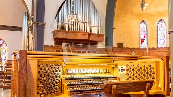 1993 Casavant/St. Paul's Episcopal Cathedral, Des Moines, IA