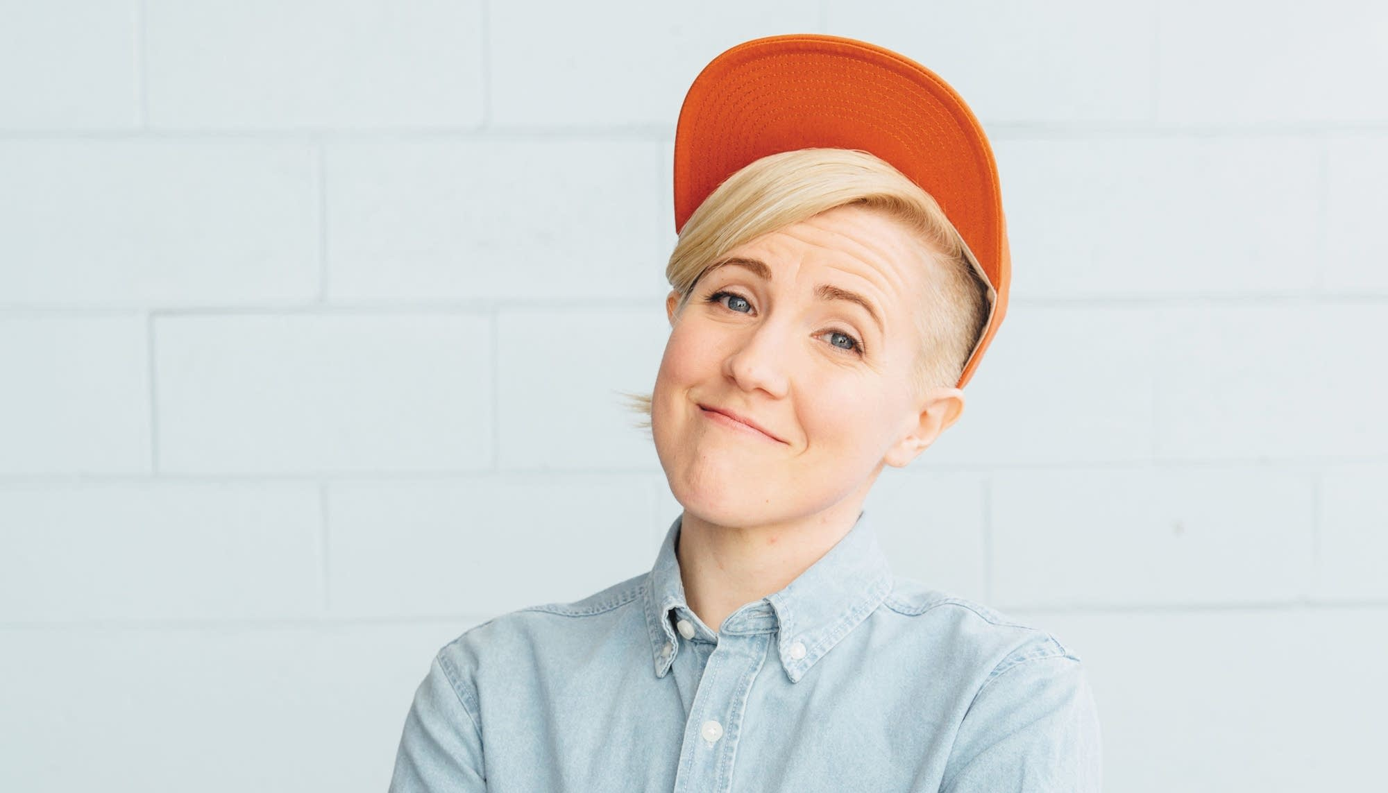 Hannah Hart Nourishes Online Community With My Drunk Kitchen The Splendid Table