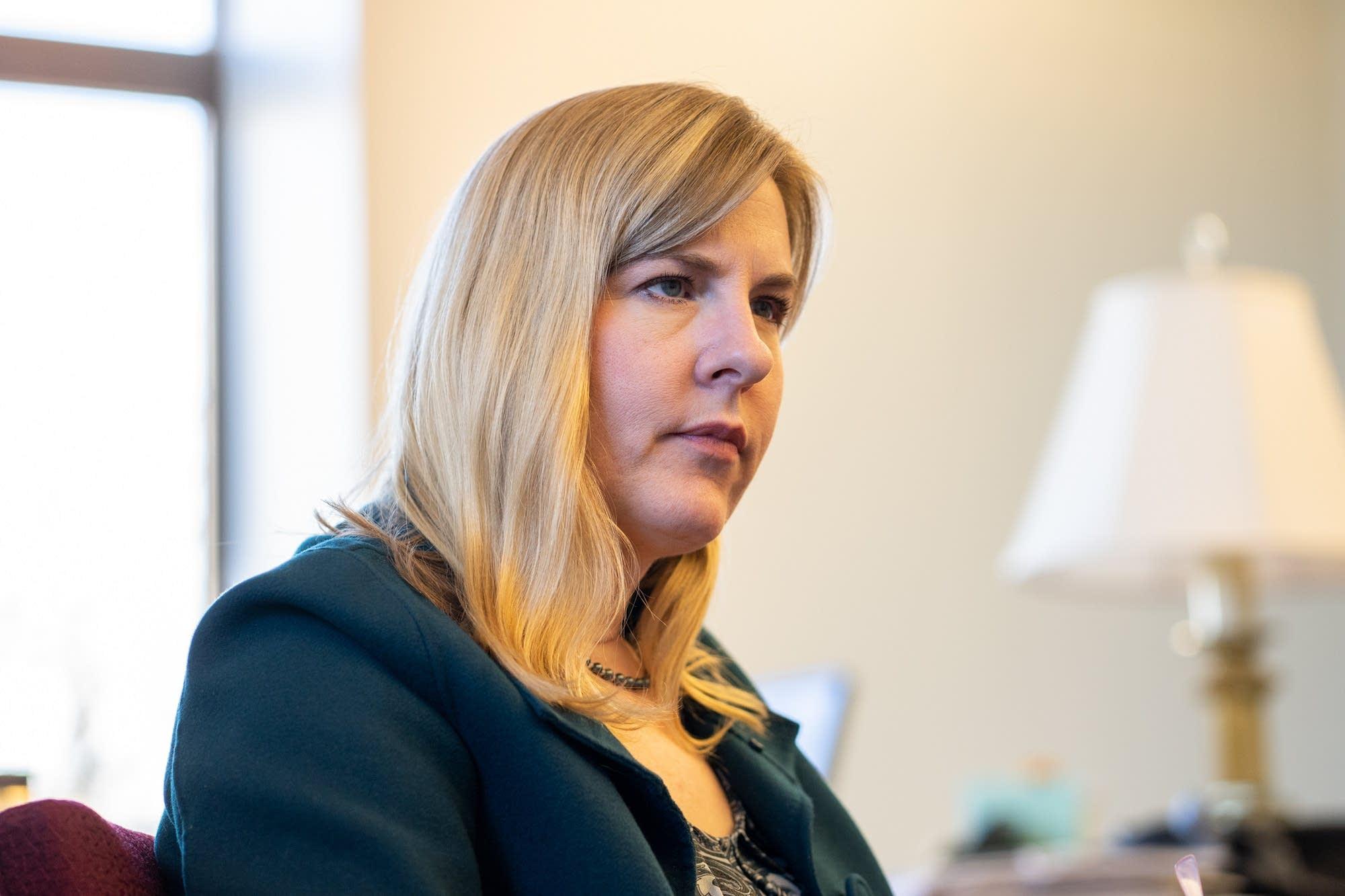 Incoming Minnesota House Speaker Melissa Hortman.