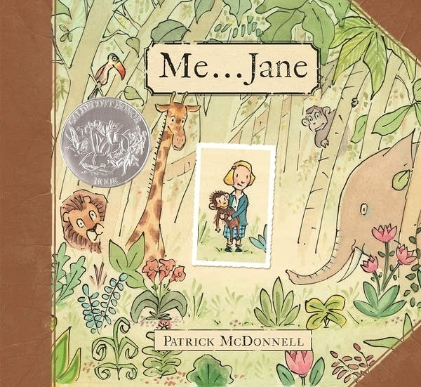 Julie's Library: Me... Jane