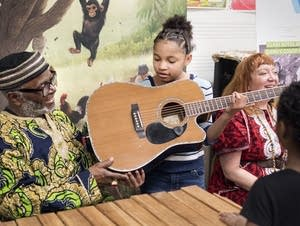 Siama's Congo Roots at Zanewood
