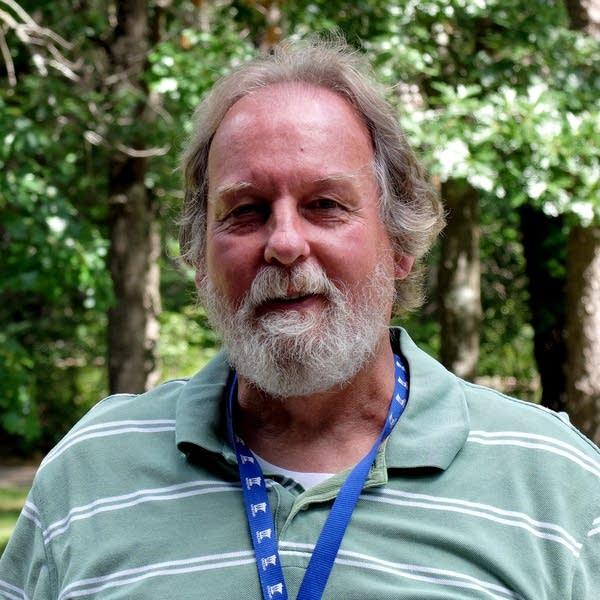 Minnesota DNR aquatic invasive species planner Phil Hunsicker