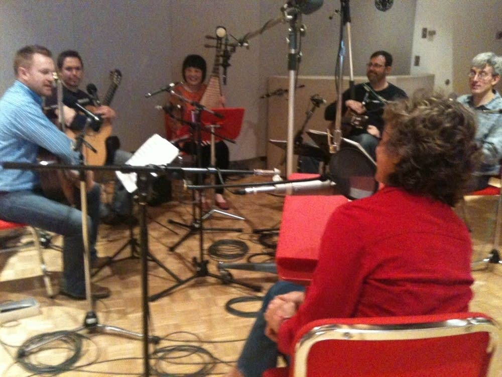 Minneapolis Guitar Quartet with Pipa-ist Gao Hong