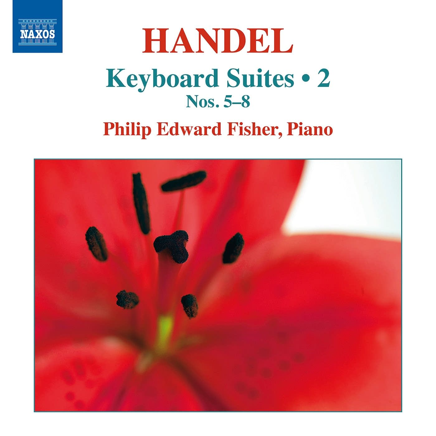 George Frederic Handel - Keyboard Suite No. 5: IV. Air and Doubles