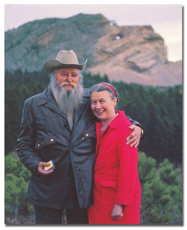 Ruth and Korczak Ziolkowski