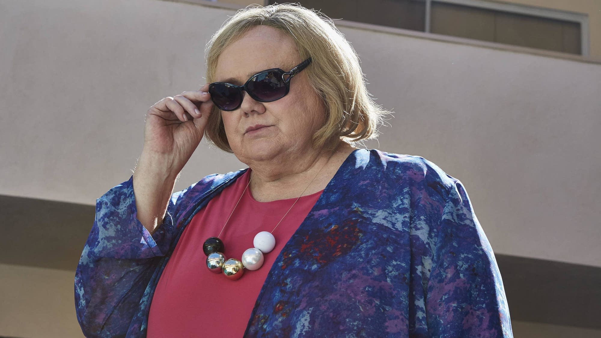 Louie Anderson in the FX series, 'Baskets'