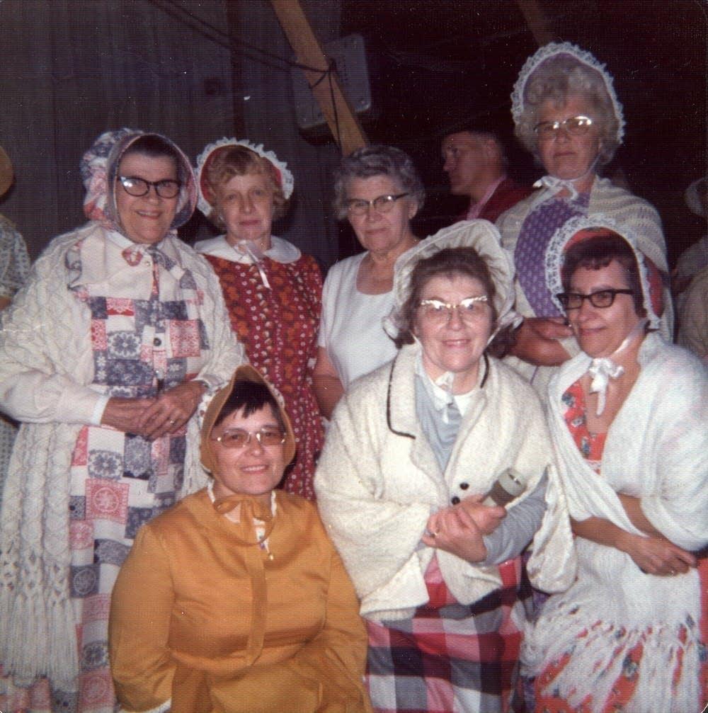 Moorhead Centennial Costumes