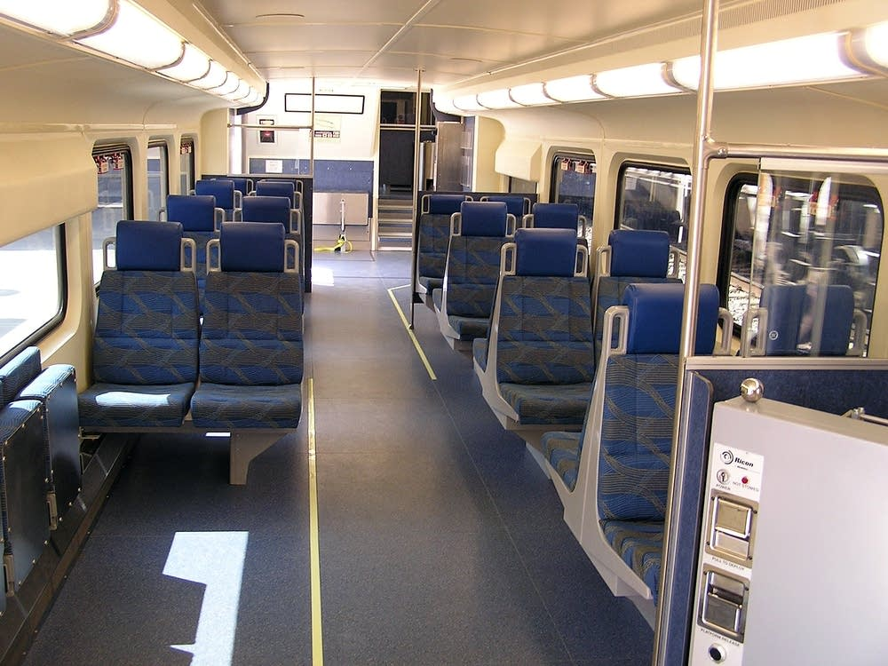 Northstar interior