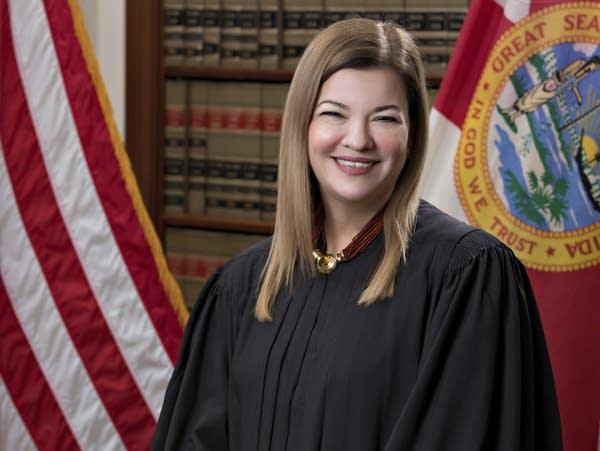 U.S. Circuit Judge Barbara Lagoa