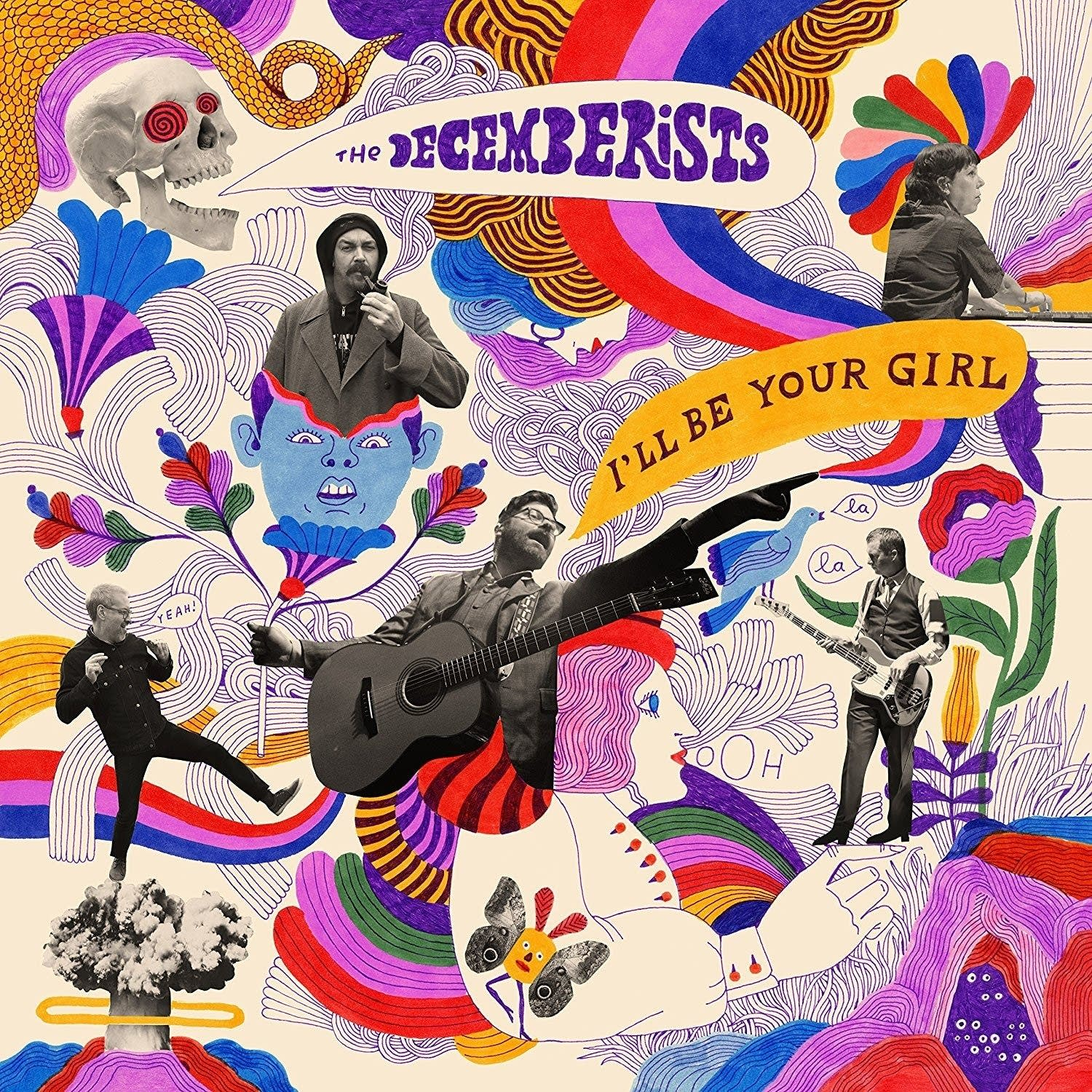 The Decemberists, 'I'll Be Your Girl'