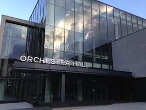 Minneapolis' Orchestra Hall