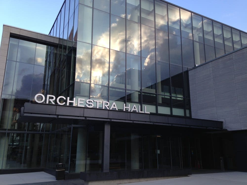 Orchestra Hall, Minneapolis
