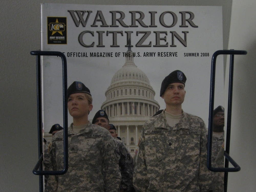 Cover of Warrior Citizen