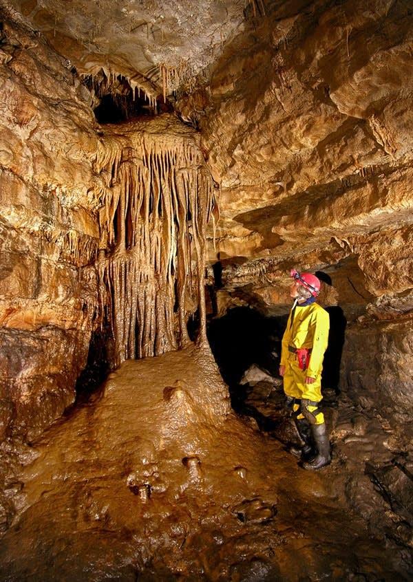 Goliath cave