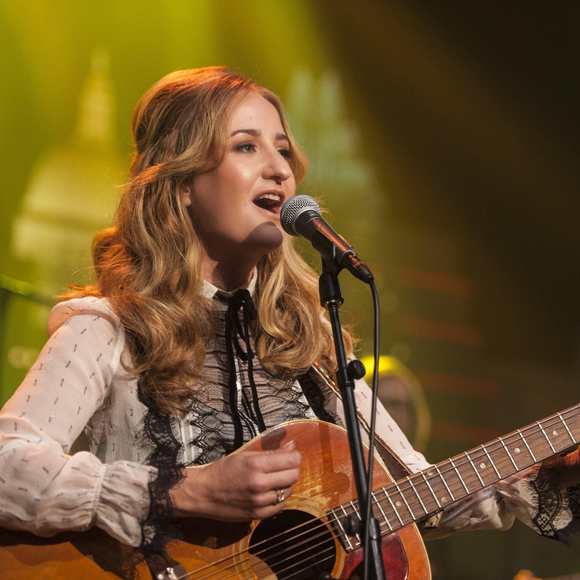 Margo Price performs on 'Austin City Limits' on PBS