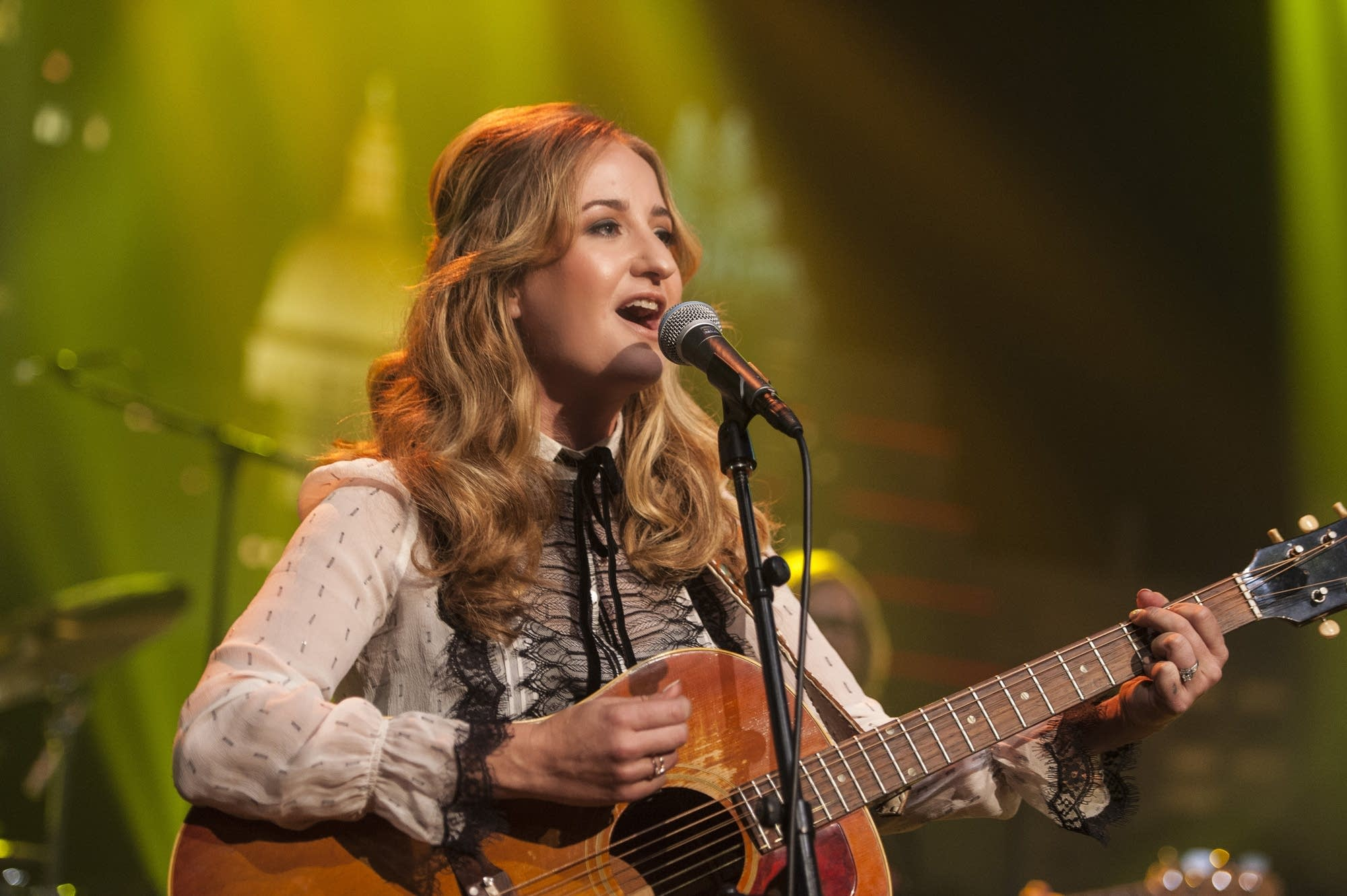 Margo Price performs on 'Austin City Limits' on PBS