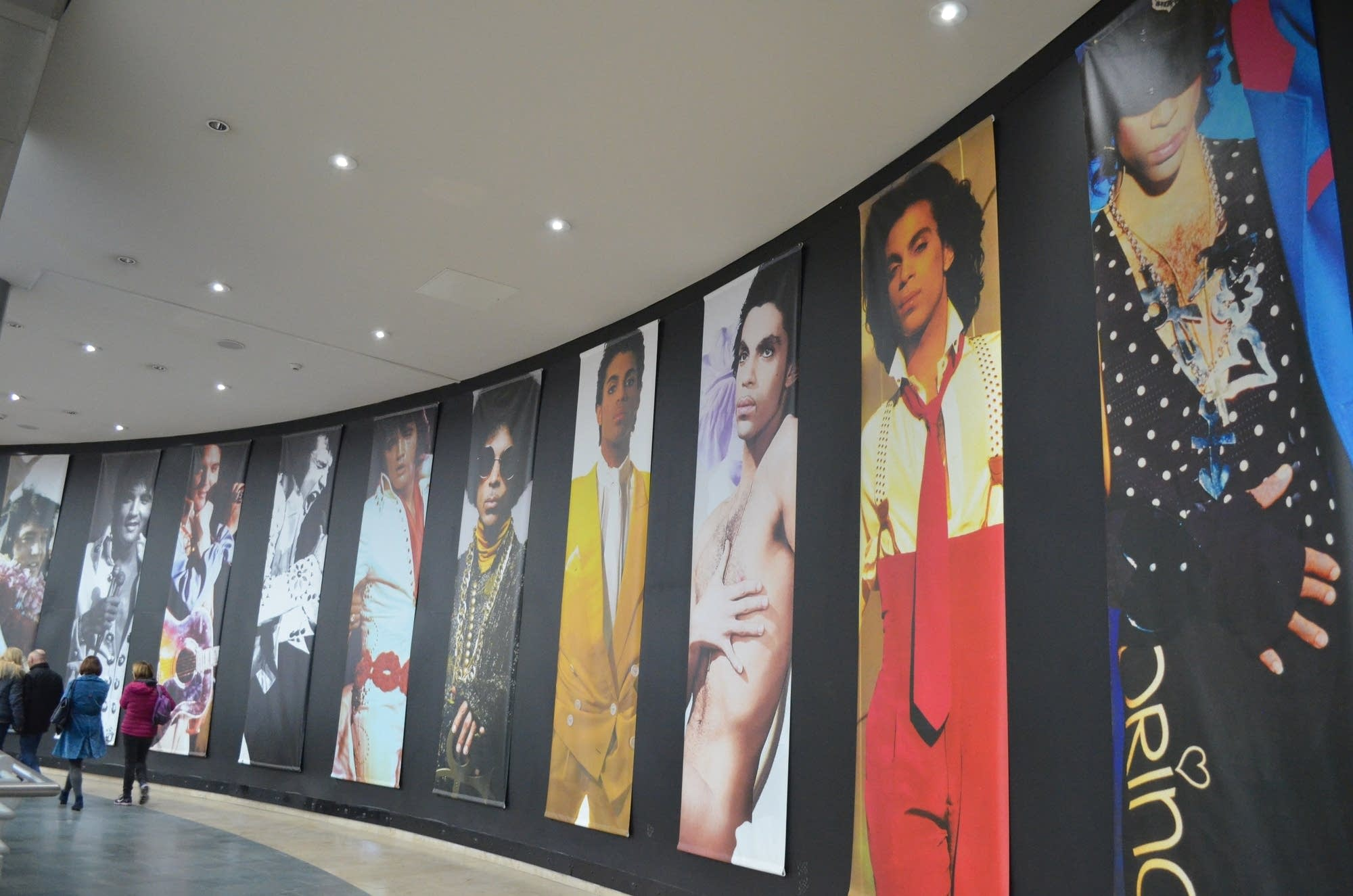 My Name Is Prince - The Official Exhibition at London's O2 Arena