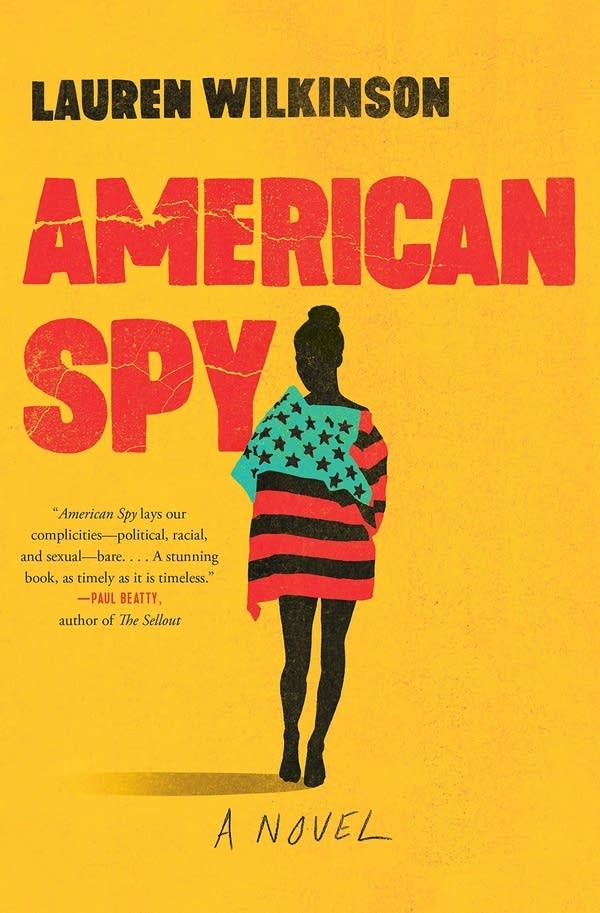 'American Spy' by Lauren Wilkinson
