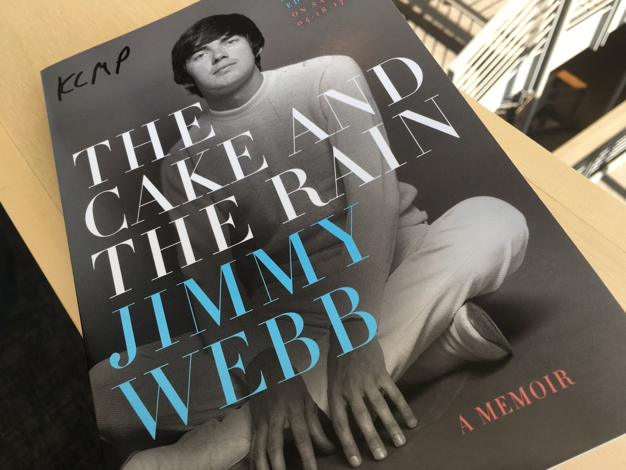 Jimmy Webb's 'The Cake and the Rain'