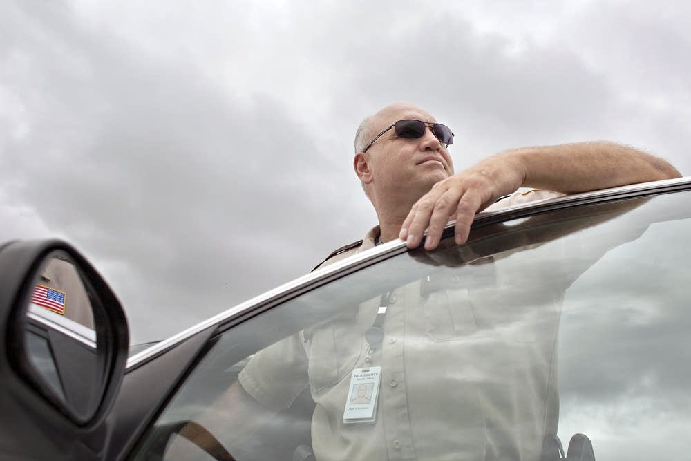 Chief deputy Karl Erickson
