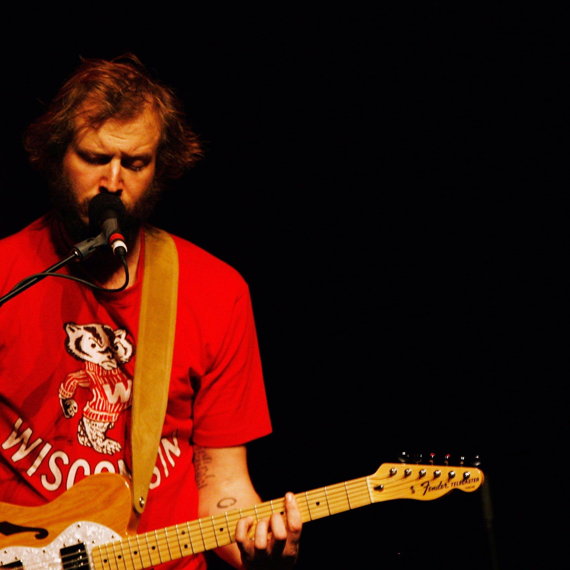 Bon Iver in 2009