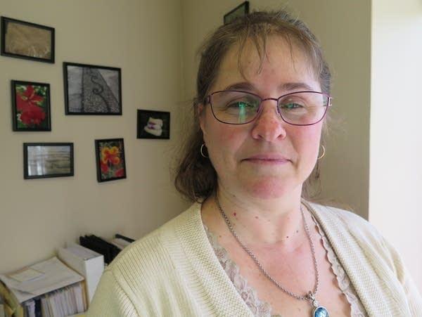 Ann Etter, a certified public accountant who works in Northfield, Minn.