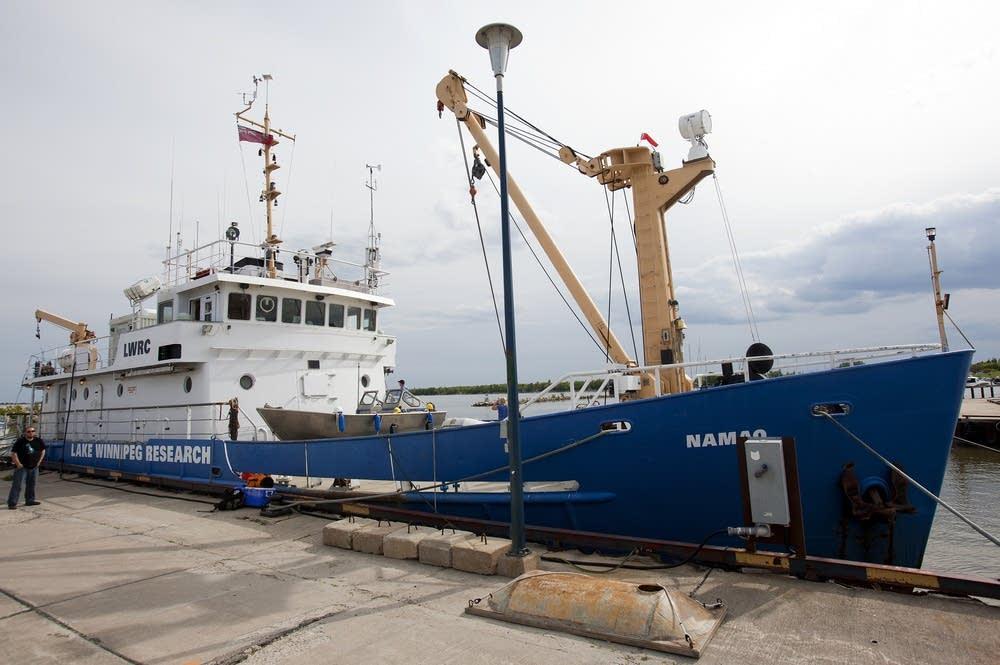 MV Namao