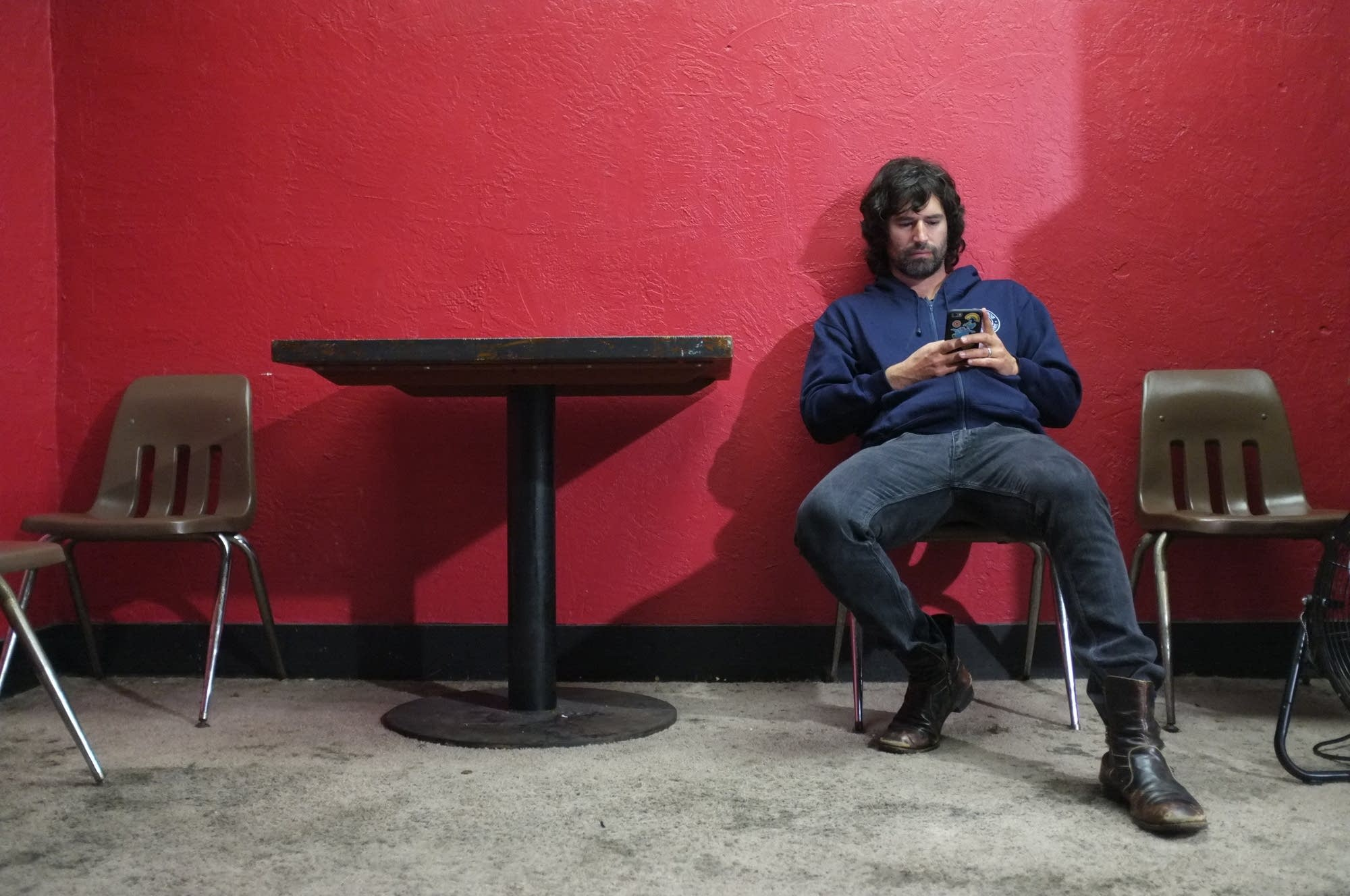Singer-songwriter Pete Yorn