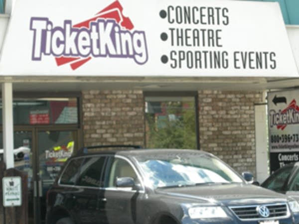 Ticket King's Hudson, Wis. office.