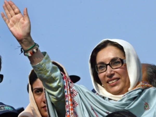 the assassination of benazir bhutto Fauzia wahab - benazir bhutto's assassination  after benazir bhutto departed from pakistan 1998, rahman acted as interim leader of the opposition until 1999.