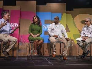 Panel on violence