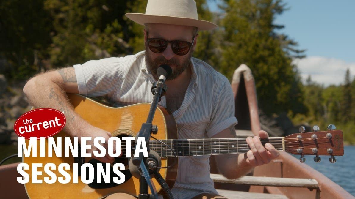 Minnesota Sessions - Dave Simonett