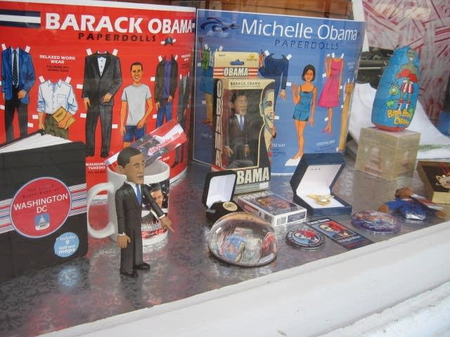 Obama merchandise