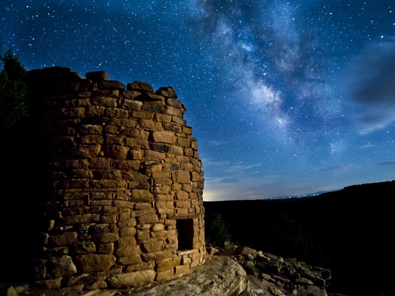 The Canyons of the Ancients National Monument in Colorado