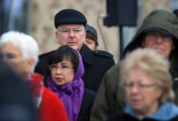 Archbishop Nienstedt
