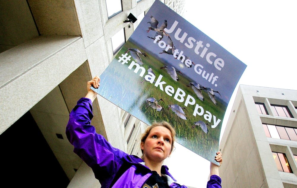 Civil suit against BP for Gulf oil spill