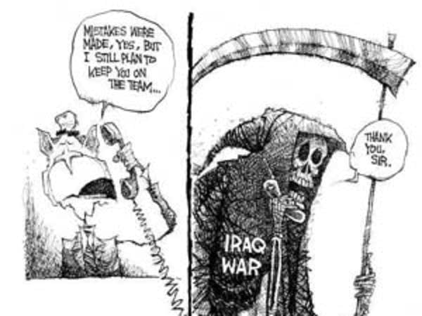 Grim reaper cartoon