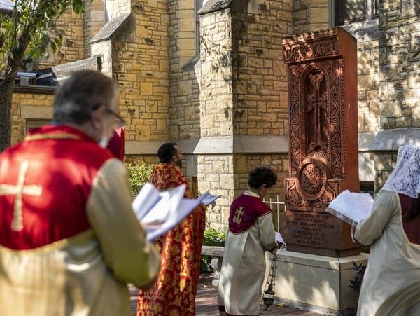St. Sahag Armenian Festival in St. Paul