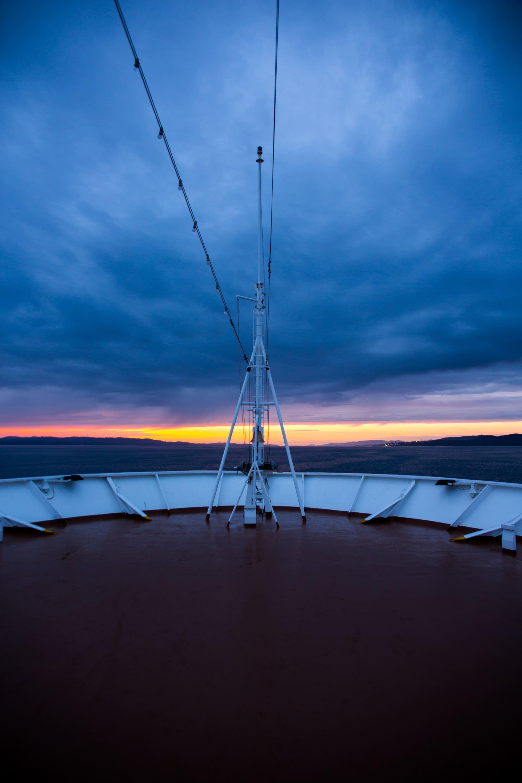 North Sea - 01 - sunrise
