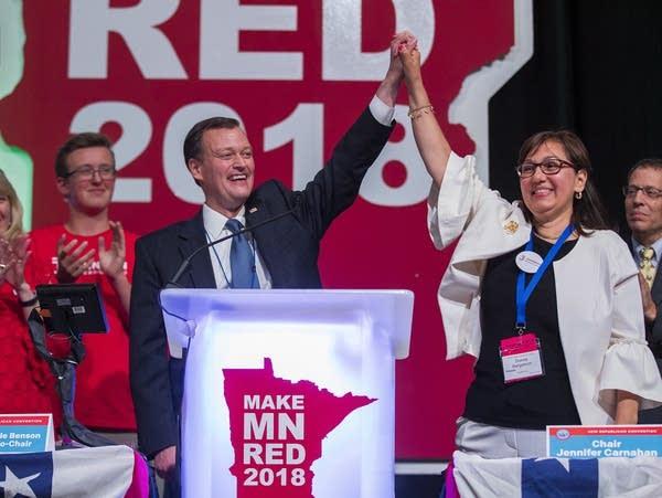 Minnesota GOP convention