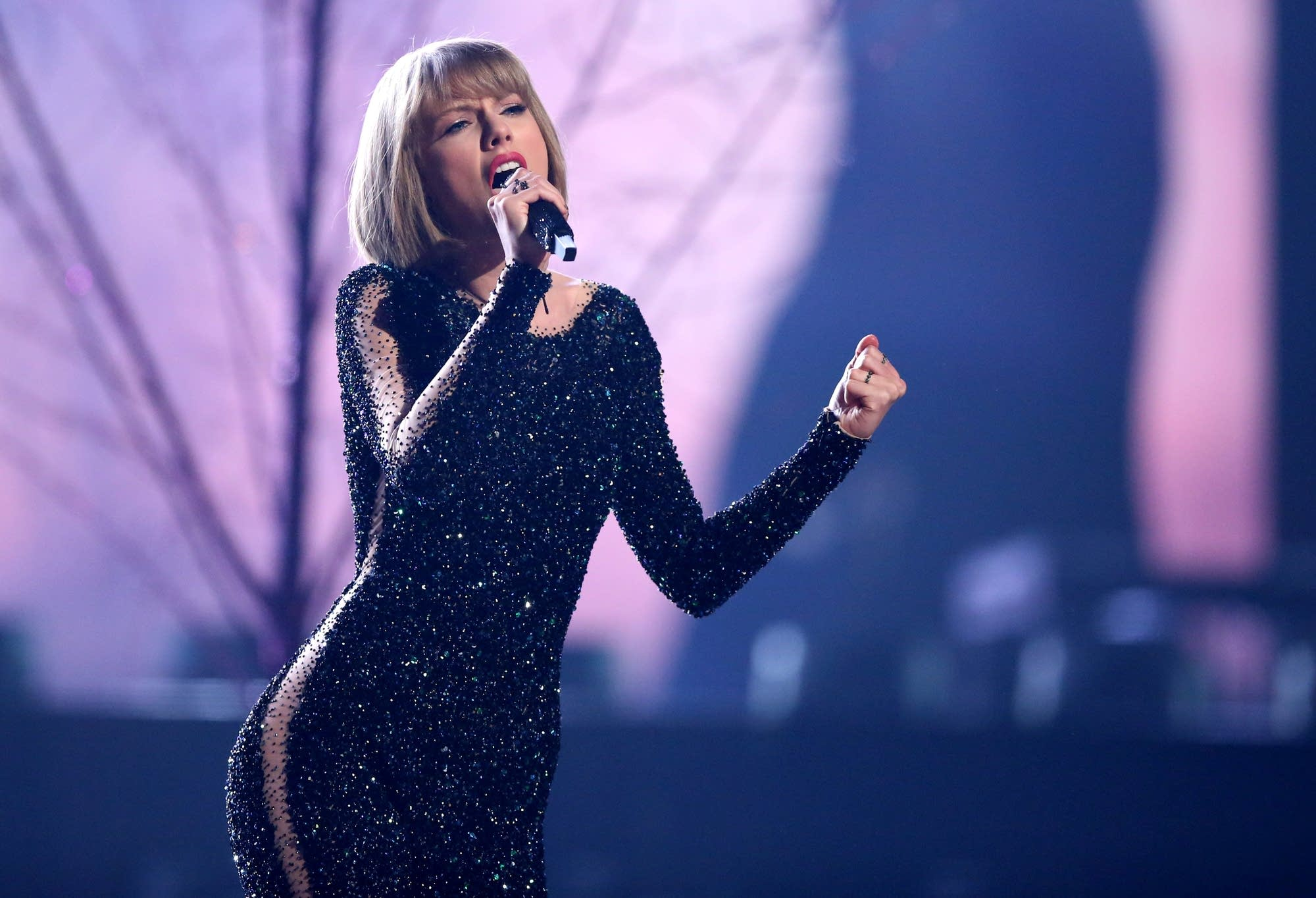 Taylor Swift is on Target's in-store playlist