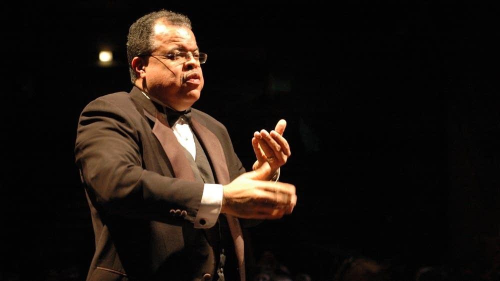 Conductor Anton Armstrong