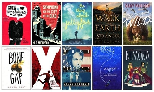 The Young People's Literature longlist