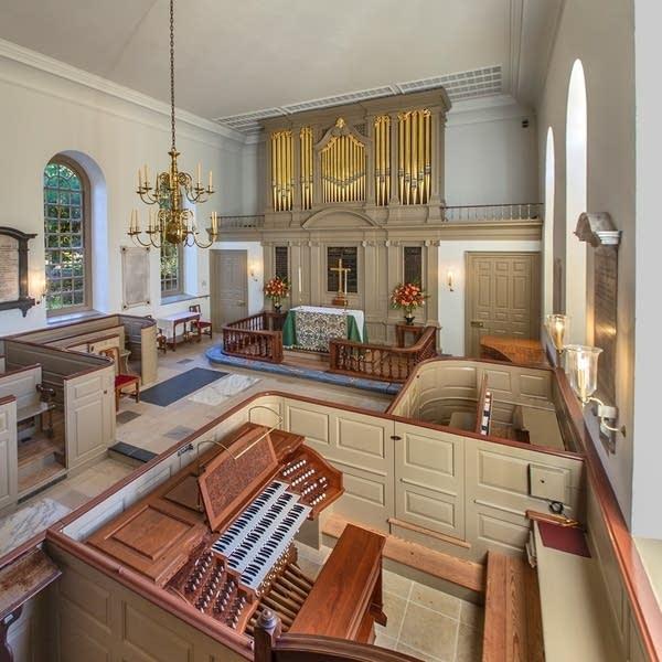 2019 Dobson/Bruton Parish Church, Williamsburg, VA