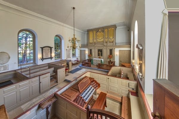 2019 Dobson/Bruton Parish Church, Colonial Williamsburg, VA