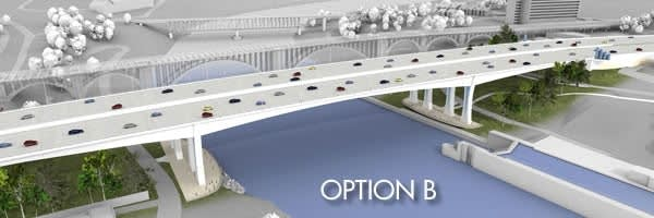 35W bridge design