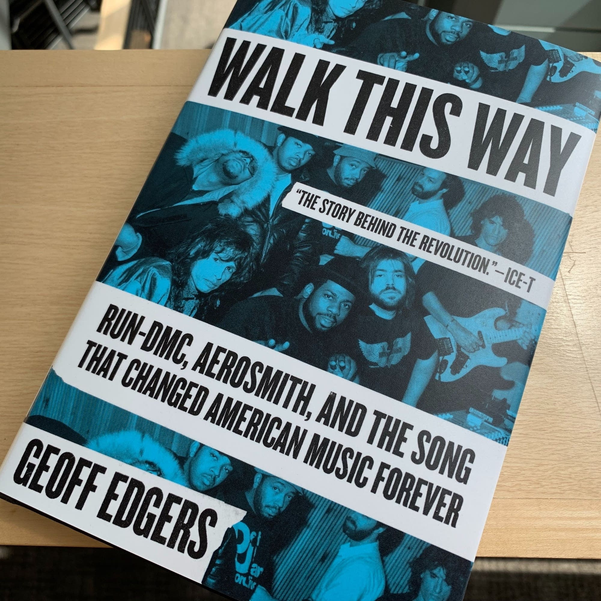 Geoff Edgers's 'Walk This Way.'