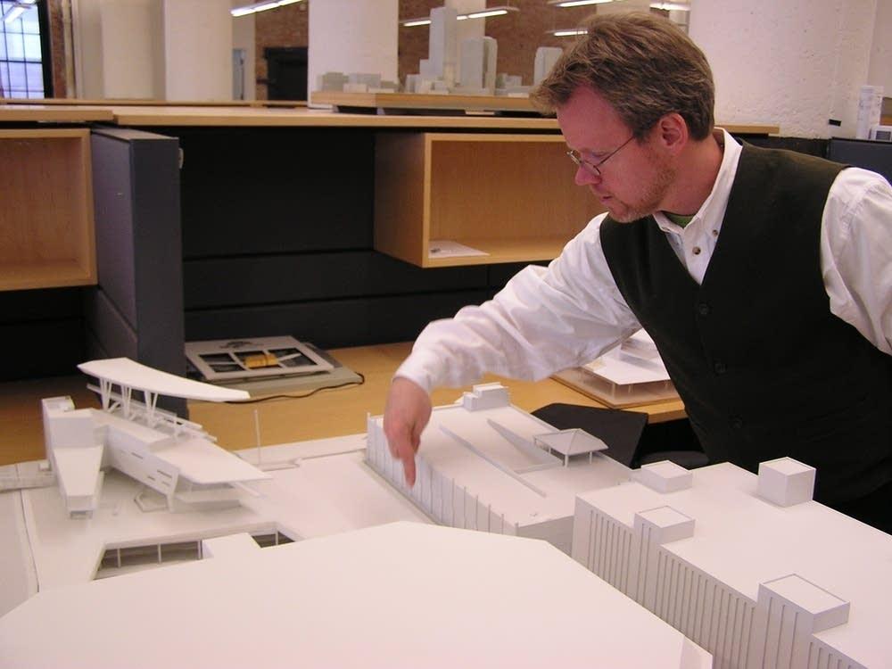 Architect Bill Blanski