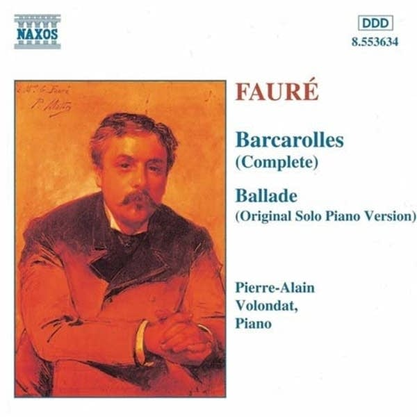 Gabriel Faure - Barcarolle No. 13